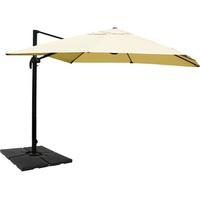 sonnenschirm rechteckig 3x4m preisvergleich. Black Bedroom Furniture Sets. Home Design Ideas