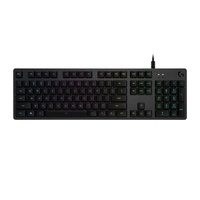 Logitech G512 Tastatur USB QWERTY Holländisch Karbon