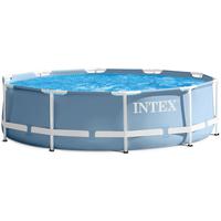 Intex Prism Frame Pool Set 305 x 76 cm inkl. Filterpumpe (128700NP)