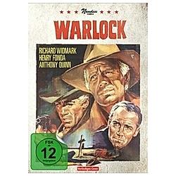 Warlock Ltd. - DVD  Filme