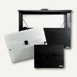 Rumold Zeichenkoffer DIN A1, transparent, 370406