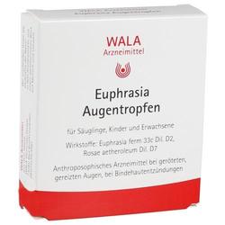EUPHRASIA AUGENTROPFEN 5 ml