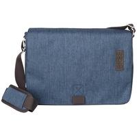 BREE Punch Style 62 Messenger Bag blau