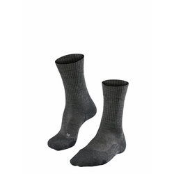 FALKE TK2 Wool Damen Socken Smog EUR 37-38