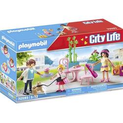 Playmobil® City Life Kaffeepause 70593
