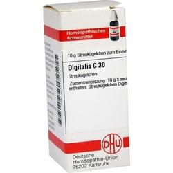 DIGITALIS C 30 Globuli 10 g
