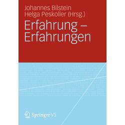 Erfahrung - Erfahrungen als Buch von