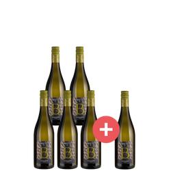5+1 Paket Bretz Chardonnay Weinlakai Empfehlung - Weinpakete