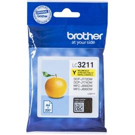 Brother LC-3211Y gelb
