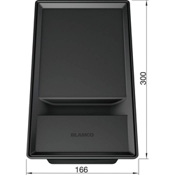 Blanco Depotschale (235845)