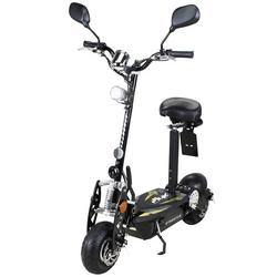 eFlux E-Bike Street 20 Elektroroller, 500 W, E-Scooter mit Straßenzulassung