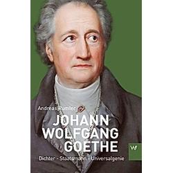 Johann Wolfgang Goethe. Andreas Rumler  - Buch