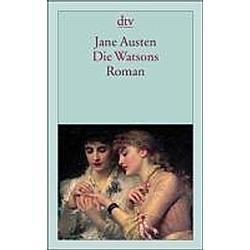 Die Watsons. Jane Austen  - Buch