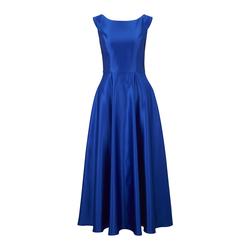 heine Damen Abendkleid royalblau, Größe 44, 4669771