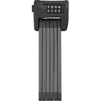 ABUS Faltschloss 6100/90 black SH