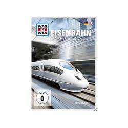 Was ist - Eisenbahn Technik auf Schienen DVD