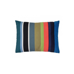 Kopfkissen, Remember Kissen 35 x 50cm Stripes wide Bezug 100% Polyester, Remember