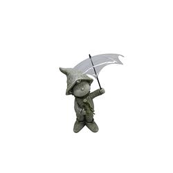 HTI-Line Dekofigur Gartendeko Rain Zwerg (1 Stück), Gartendeko