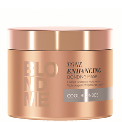 BlondMe Tone Enhancing Bonding Maske für coole Blondinen 200ml