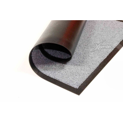 Teppich EMCO Teppichmatte IMAGE grau i350 Fußmatte Eingangsmatte Sauberlaufmatte Türmatte, Emco, rechteckig, Höhe 3 mm, für den Innenbereich 90 cm x 60 cm x 3 mm