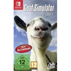 Goat Simulator: The Goaty Nintendo Switch USK: 12