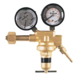Einhell 1576506 Schutzgas-Zubehör Druckminderer (2 Manometer)