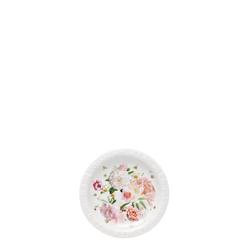Rosenthal Untertasse Maria Pink Rose Tee-Untertasse, (1 Stück)