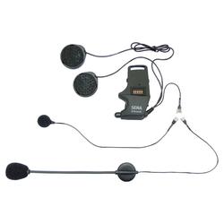 Sena SMH10/SMH10S Helm klem Kit microfoon & bedrade microfoon, zwart, Eén maat