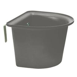 Transportkrippe »Voyage« Futterbehälter · 2 Metallhalter, schwarz