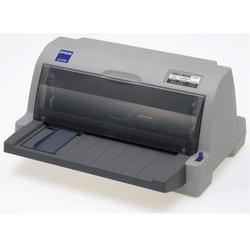 Epson LQ-630 Nadeldrucker LQ-630 A4 USB PAR 24 Nadeldrucker 20cpi 32KB 57 dBA s/w (Drucker)