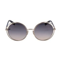 LONGCHAMP Sonnenbrille Sonnenbrille LO 105SL 719 gold/blau UV Filter: 2