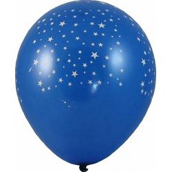 Luftballons 'Sterne' Ø 300 mm, Größe 'L',   5 Stk.