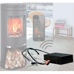 Sensor für Kaminofen Aduro Smart Response, Für alle Kaminöfen geeignet schwarz