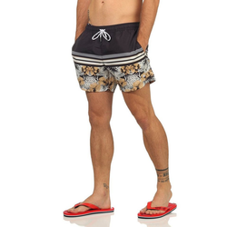 Champion Shorts Champion Badehose Herren 212877 S19 KL001 NBK/Allover M