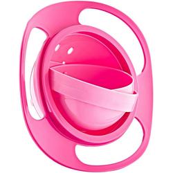 Babyjem Teller Amazing Bowl, pink, Made in Europe