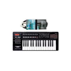 Roland Audio Keyboard Roland A-300 Pro Keyboard + MIDI-Kabel