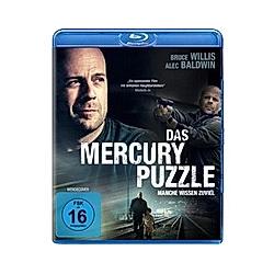Das Mercury Puzzle - DVD  Filme