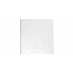 Goldbuch Album Gästebuch Cuore 48 004