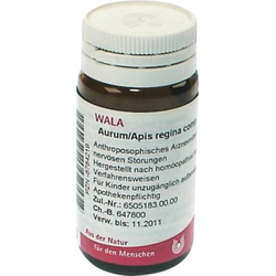 WALA Aurum/Apis regina comp. Globuli