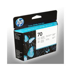 HP Druckkopf C9407A  70  2-farbig foto schwarz+foto grau