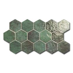 Hex Zellige 26,5x51,0