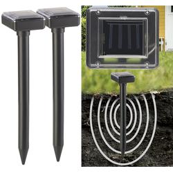 Umweltfreundlicher Solar-Maulwurffrei mit Akku, 400 Hz, IP44