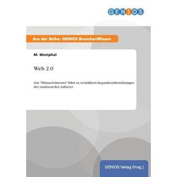 Web 2.0 als Buch von M. Westphal