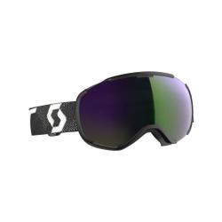 Scott - Faze II Black/White - Skibrillen
