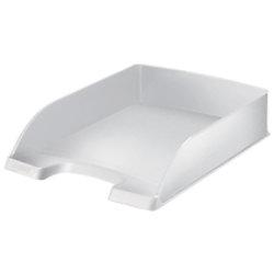 Leitz Briefablage 52540004 Polystyrene Weiß 25,5 x 35,7 x 7 cm