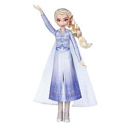 Hasbro Die Eiskönigin II Singende Elsa Puppe