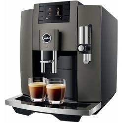 JURA E8 Dark Inox EB (15364) +  2 Pakete Jura Kaffee GRATIS!