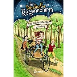 Eine bahnbrechende Erfindung / Der fabelhafte Regenschirm Bd.3. Sarah Storm  - Buch