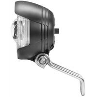 Busch & Müller Dynamo-Scheinwerfer Lyt-B N, mit K~812 B+M, LED, schwarz, 20 Lux