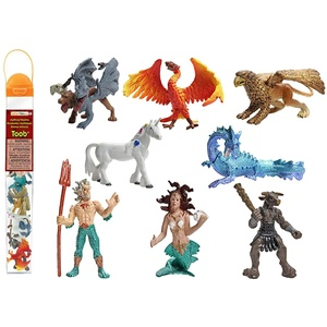Safari 689904 Mythische Figuren in Röhre